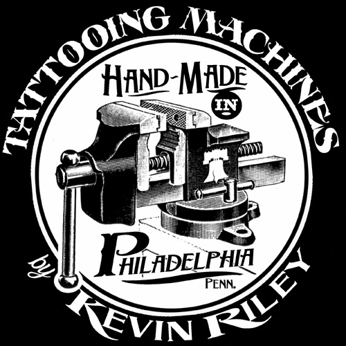 Tattooing By Kevin Riley